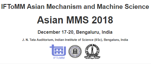 IFToMM Asian Mechanisms and Machines Science Conference