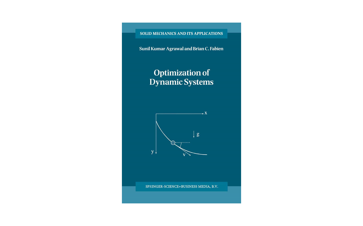 Book: Optimization of Dynamic Systems